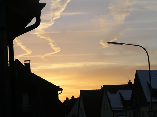 Sonnenaufgang, Bild 2